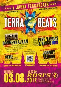 Terrabeats Festival in Berlin!
